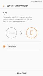 Samsung galaxy-a5-2017-android-oreo - Contacten en data - Contacten kopiëren van SIM naar toestel - Stap 13