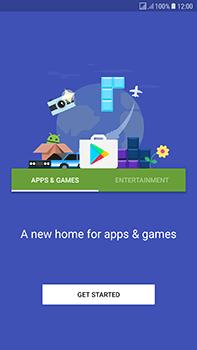 Samsung Galaxy J7 (2017) - Applications - Create an account - Step 18