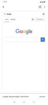 OnePlus 7 - Internet et connexion - Naviguer sur internet - Étape 19