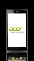 Acer Liquid Z5 - MMS - envoi d