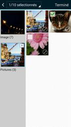 Samsung Galaxy A3 (A300FU) - Contact, Appels, SMS/MMS - Envoyer un MMS - Étape 22
