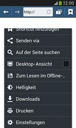 Samsung Galaxy Grand Neo - Internet - Apn-Einstellungen - 22 / 29