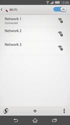 Sony Xperia Z2 - WiFi - WiFi configuration - Step 10