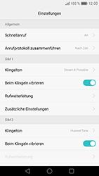 Huawei Nova - Anrufe - Rufumleitungen setzen und löschen - Schritt 5