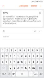 Samsung G390F Galaxy Xcover 4 - E-Mail - E-Mail versenden - Schritt 6