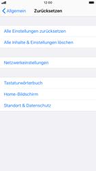 Apple iPhone 6s - iOS 13 - Gerät - Zurücksetzen auf die Werkseinstellungen - Schritt 5