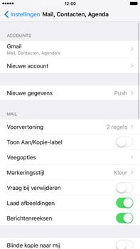 Apple iPhone 6s Plus - E-mail - Handmatig instellen (gmail) - Stap 9