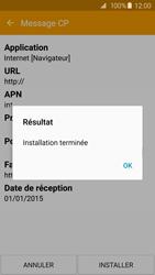 Samsung G920F Galaxy S6 - Internet - Configuration automatique - Étape 8