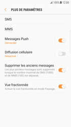 Samsung G935 Galaxy S7 Edge - Android Nougat - SMS - Configuration manuelle - Étape 7