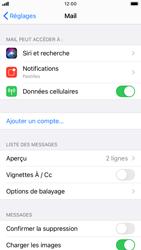Apple iPhone 6s - iOS 14 - E-mail - 032b. Email wizard - Yahoo - Étape 4