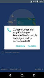 Sony Xperia X - E-Mail - Konto einrichten (outlook) - 10 / 18