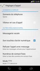 Sony Xperia M2 (D2303) - Messagerie vocale - Configuration manuelle - Étape 5