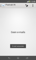 Sony D2005 Xperia E1 - E-mail - e-mail versturen - Stap 13