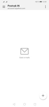 Huawei P30 Pro - E-mail - e-mail instellen (yahoo) - Stap 4