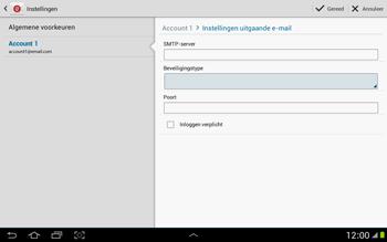 Samsung P7500 Galaxy Tab 10-1 - E-mail - Instellingen KPNMail controleren - Stap 17
