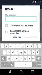 LG K4 - Internet et connexion - Accéder au réseau Wi-Fi - Étape 8