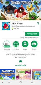 Samsung Galaxy S9 - Apps - Installieren von Apps - Schritt 15