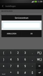 HTC One Mini - SMS - SMS-centrale instellen - Stap 7