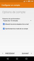 Acer Liquid Z530 - E-mail - Configuration manuelle - Étape 18