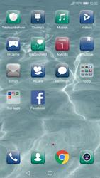 Huawei P10 - E-mail - Handmatig instellen (outlook) - Stap 3
