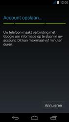 Acer Liquid Jade S - apps - account instellen - stap 16