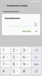 Samsung Galaxy S7 Edge - Android N - Voicemail - Handmatig instellen - Stap 8
