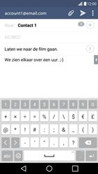 LG G4c (H525N) - e-mail - hoe te versturen - stap 10