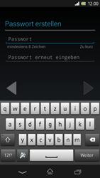 Sony Xperia Z - Apps - Einrichten des App Stores - Schritt 8