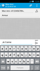 Bouygues Telecom Bs 471 - Contact, Appels, SMS/MMS - Envoyer un MMS - Étape 12