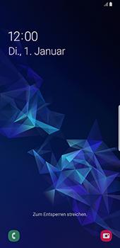 Samsung Galaxy S9 - Internet - Manuelle Konfiguration - 36 / 39
