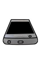 Sony Ericsson Xperia Ray mit OS 4 ICS - SIM-Karte - Einlegen - Schritt 6