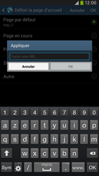 Samsung I9205 Galaxy Mega 6-3 LTE - Internet - Configuration manuelle - Étape 24