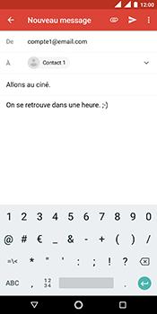 Nokia 5.1 - E-mail - envoyer un e-mail - Étape 8