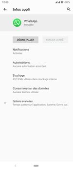 Sony Xperia 5 - Applications - Comment désinstaller une application - Étape 7