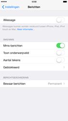 Apple iPhone 6 Plus iOS 8 - MMS - probleem met ontvangen - Stap 8