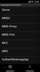 Sony Ericsson Xperia Ray mit OS 4 ICS - Internet - Apn-Einstellungen - 14 / 24