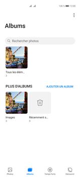 Huawei P40 Pro - Photos, vidéos, musique - Envoyer une photo via Bluetooth - Étape 5