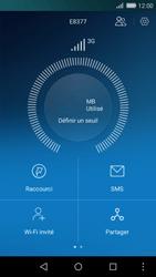 Huawei Carfi - Premiers pas - Personnaliser le mot de passe - Étape 5