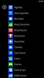 Nokia Lumia 1520 - MMS - hoe te versturen - Stap 2