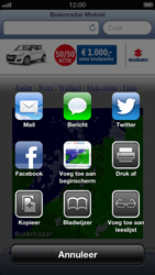 Apple iPhone 5 - Internet - hoe te internetten - Stap 9