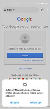 Huawei P40 - E-mails - Ajouter ou modifier votre compte Gmail - Étape 9