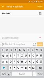 Samsung Galaxy S5 Neo - MMS - Erstellen und senden - 0 / 0