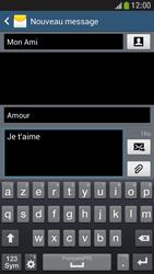 Samsung I9195 Galaxy S IV Mini LTE - MMS - envoi d'images - Étape 12