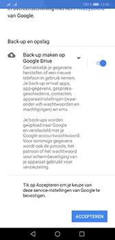 Huawei Mate 20 - E-mail - Handmatig instellen (gmail) - Stap 11