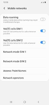 Samsung Galaxy A20e - Internet - Disable data roaming - Step 7