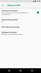 LG Nexus 5X - Android Oreo - Réseau - Changer mode réseau - Étape 8