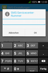Alcatel OT-4009D Pixi 3 (3.5) - SMS - Manuelle Konfiguration - Schritt 9