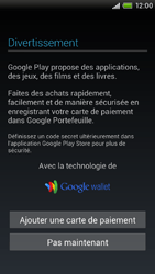 HTC One X Plus - Applications - Configuration de votre store d