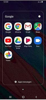 Samsung Galaxy A40 - E-mail - e-mail instellen (gmail) - Stap 4