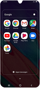 Samsung Galaxy A40 - E-mail - Handmatig instellen (gmail) - Stap 4